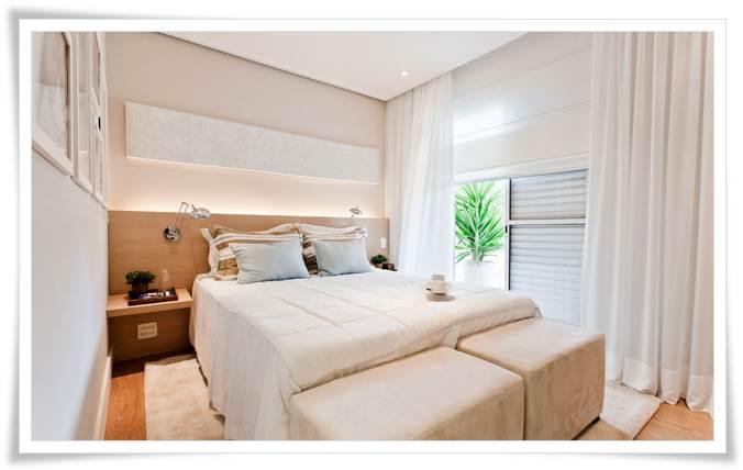 Como decorar quartos pequenos for Como decorar ambientes pequenos