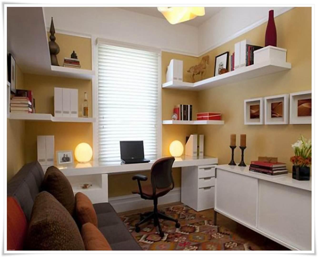 Como decorar quartos pequenos - Decorar cama como sofa ...