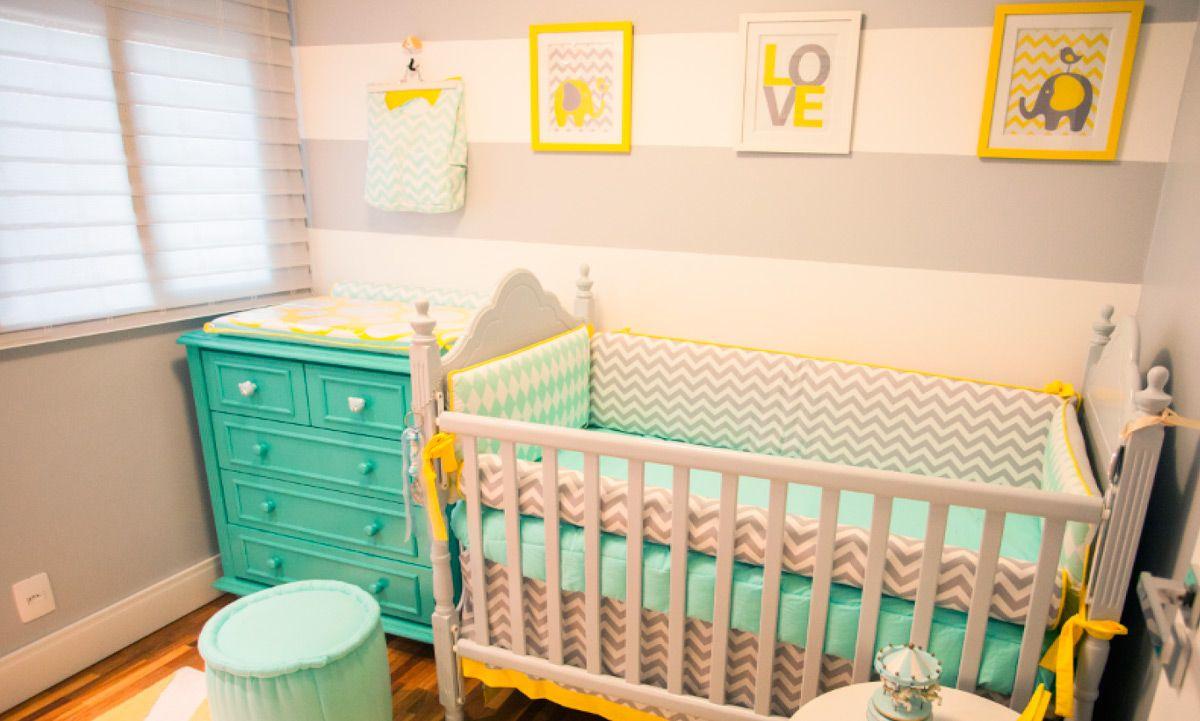 963b9263b6 Significado das cores para o quarto do bebê - Costa Rica Colchões