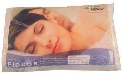 Travesseiro Flocos de Espuma Ortobom