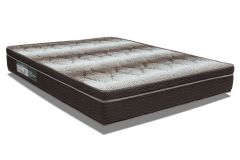 Colchão King Size - 1,86x1,98x0,24 - Sem Cama Box