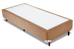 Cama Box Solteiro - 0,88x1,88x0,24 - Sem Colchão