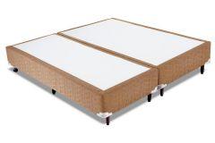 Cama Box Queen Size - 1,58x1,98x0,24 - Sem Colchão