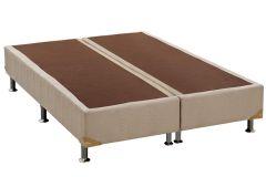 Cama Box King Size - 1,86x1,98x0,23 - Sem Colchão