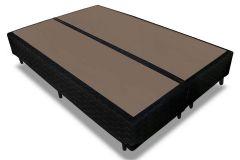 Cama Box King Size - 1,93x2,03x0,25 - Sem Colchão