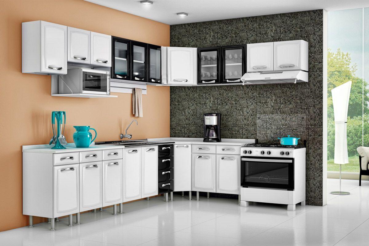 Cozinha Completa Itatiaia Premium De A O Cz25 Na Costa Rica Colch O