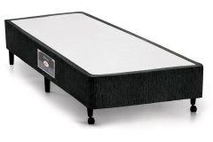 Cama Box Solteiro - 0,78x1,88x0,23 - Sem Colchão
