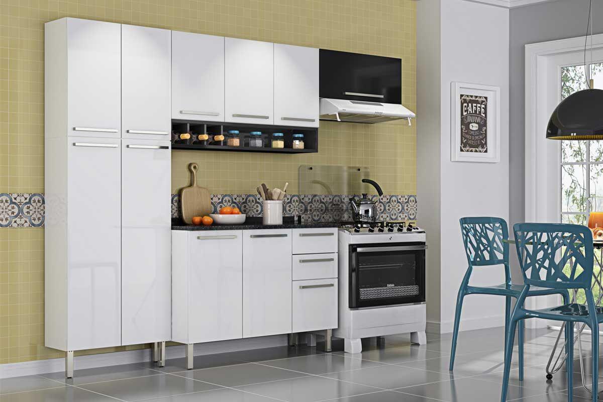 Arm Rio De Cozinha Itatiaia Dandara Ip3 120 3 Portas Costa Rica