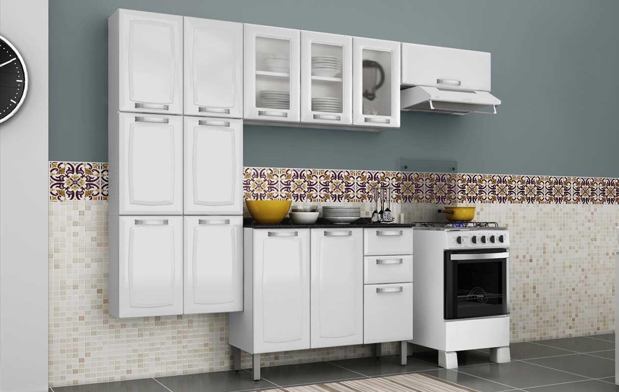 Cozinha Compacta Itatiaia Anita Smart Oppenau Info