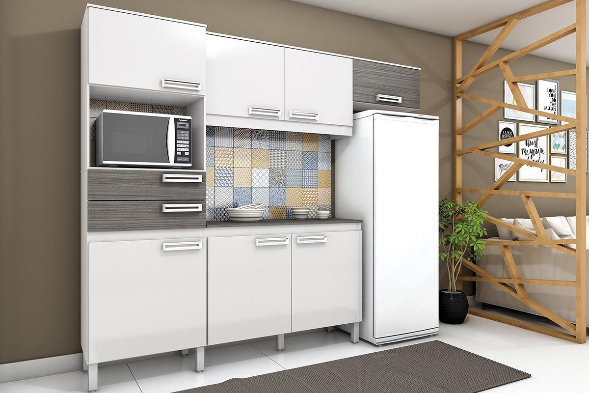 Cozinha Compacta Kit Henn Briz Be107 C 3 Pe As 5 Pts Costa Rica