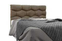 King Size  -  Cor Nobuck Marrom Taupe