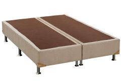 Cama Box Queen Size - 1,58x1,98x0,30 - Sem Colchão