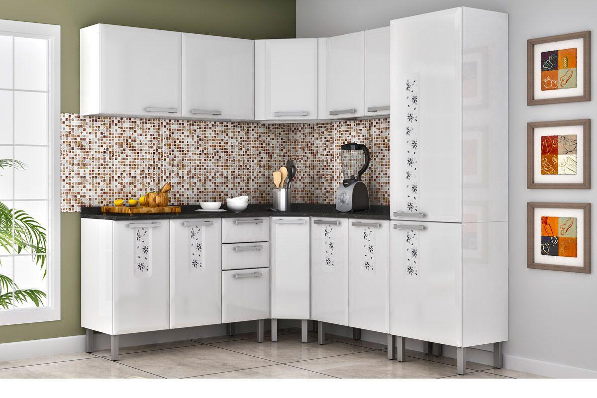 Armário de Cozinha Itatiaia Aéreo Essencial Bella/Nature IA Aço  #AD641E 1200 800