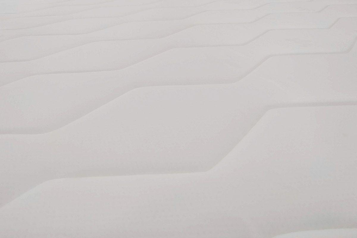 Conjunto Cama Box- Colchão de Molas Pocket Astro Europilow + Cama Universal Nobuck Bege
