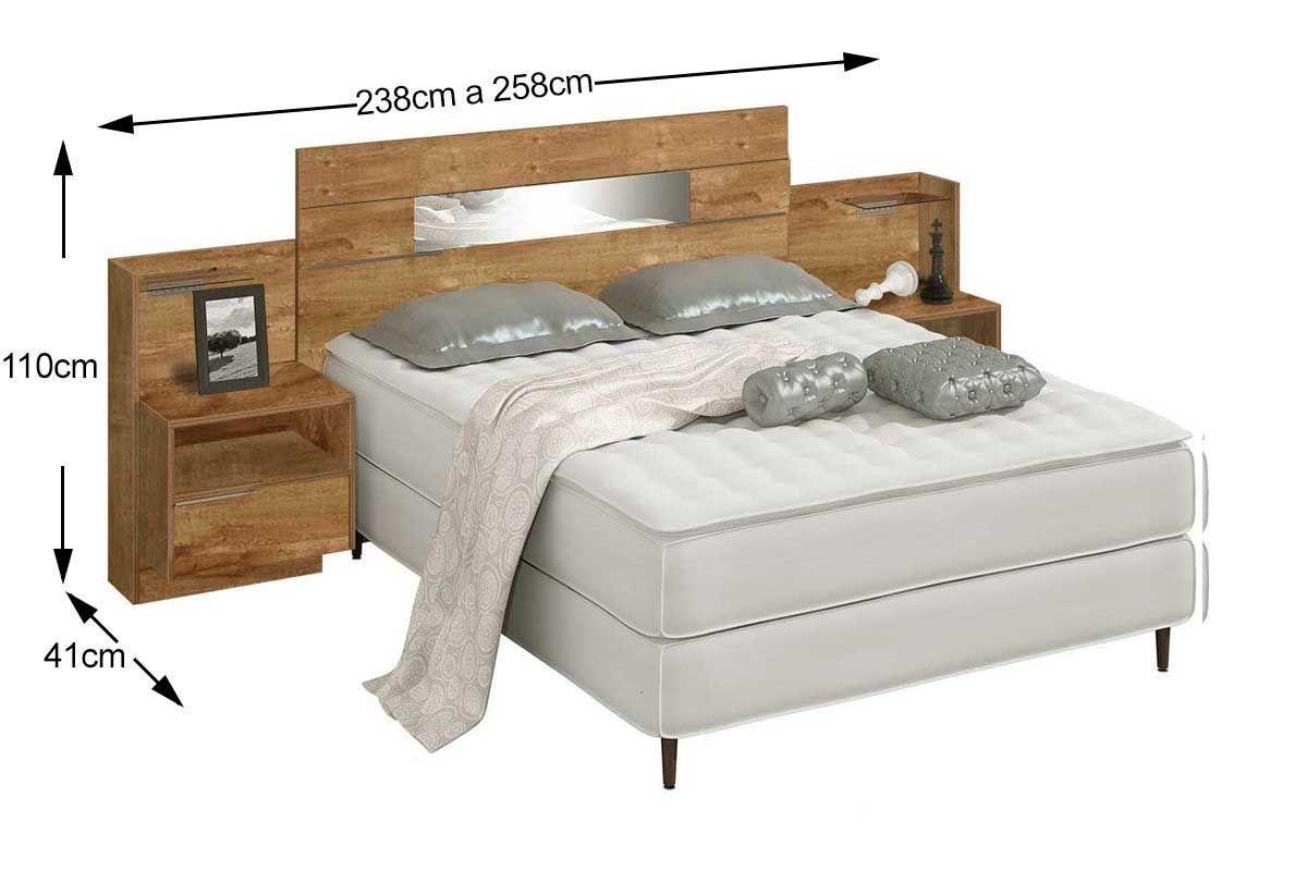 Cabeceira cama box casal queen lopas damasco new 140 160 for Cama queen costa rica