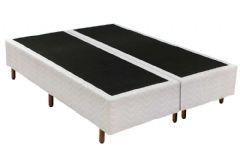 Cama Box Queen Size - 1,58x1,98x0,25 - Sem Colchão