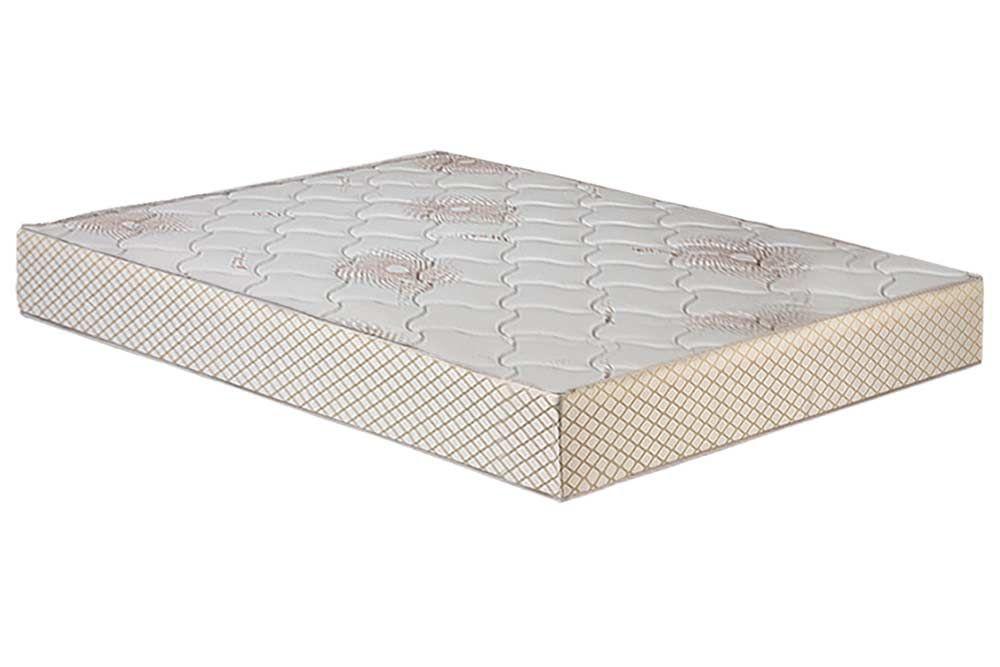 Conjunto - Bicama Box + Colchão Polar Molas Superlastic Safira Plus Clean