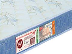 Colchão Castor de Espuma D45 Sleep Max Pró Saúde (Inmetro)