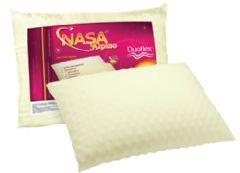 Travesseiro Duoflex Flocos de Viscoelástico Alpino Nasa