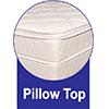 Colchão Luckspuma de Molas Pocket  Platinum New  Pillow Top One Side - Pillow Top Americano