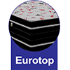 Pillow Top Europeu