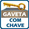 Gaveta com Chave
