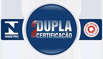 Cerificação de Qualidade com Dupla Certificação