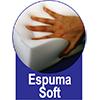 Estofamento Interno em  Espuma Soft