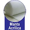 Colchão Luckspuma de Molas Pocket  Platinum New  Pillow Top One Side - Manta Acrílica
