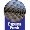 Estofamento Interno em Espuma Fresh