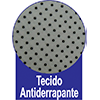Forração Tecido Superior Antiderrapante