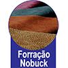 Cama Box Base Ortobom Universal Nobuck Nero Black 020 - Acabamento em Nobuck