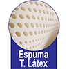 Estrutura Interna em Espuma T Latex