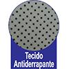 Cama Box Baú Base Ortobom Courino Nero Black  s/ Auxiliar (Obrigatória a compra Cama Box + Auxiliar) - Com Tecido Superior Antiderrapante