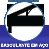 Cama Box Baú Base Ortobom Courino Nero Black  s/ Auxiliar (Obrigatória a compra Cama Box + Auxiliar) - Articulação em Aço com Sistema Basculante