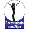 Travesseiro Duoflex  Nasa Alto Viscoelástico NS1116 Capa Malha c/ Zíper (17cm Alt.) - Revestimento com zíper