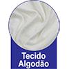 Travesseiro Duoflex  Nasa Alto Viscoelástico NS1116 Capa Malha c/ Zíper (17cm Alt.) - Em Algodão
