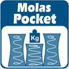 Colchão Orthocrin de Molas Pocket Bellagio Avelã Euro Top Pró Saúde Selado INER - De Molas Pocket (Ensacadas)