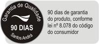 Garantia Santos Andirá 90 Dias