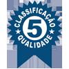 Classificação de Qualidade Excelente
