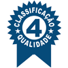 Colchão Herval de Espuma Ortopédica Firme Frontier Selado INMETRO - Classificação de Qualidade Muito Boa