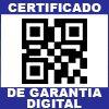 Certificado de Garantia Digital