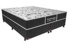 Colchão Probel de Molas Bonnell ProDormir Sleep Black - Colchão Solteiro - 0,88x1,88x0,22 - Sem Cama Box