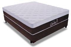 Colchão Probel de Molas Pocket Quebec Euro Pillow - Colchão Solteiro - 0,88x1,88x0,32 - Sem Cama Box