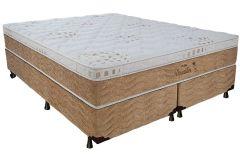 Colchão Probel de Molas Pocket Versailles Euro Pillow - Colchão Solteiro - 0,88x1,88x0,30 - Sem Cama Box