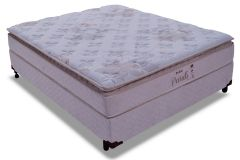 Colchão Probel de Molas Prolastic Parati Visco Pillow Top -