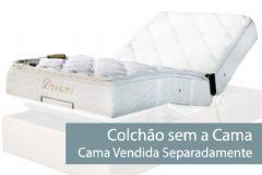 Colchão Herval de Molas Pocket MH 1430 Sem Massagem (Não Acompanha Cama Box Ajustável MH 1430) - Colchão Especial  - 1,00x2,00x0,23 - Sem Cama Box