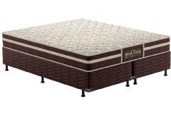 Colchão Probel de Espuma Guarda Costa Extra Firme Euro Pillow - Colchão Solteiro - 0,88x1,88x0,24 - Sem Cama Box