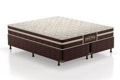 Colchão Probel Ortopédico Guarda Costa Extra Firme Euro Pillow Brown 024 - Colchão Solteiro - 0,88x1,88x0,24 - Sem Cama Box
