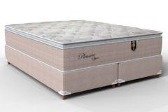 Colchão Orthoflex de Molas Pocket Pleasure Pillow Top - Colchão Orthoflex
